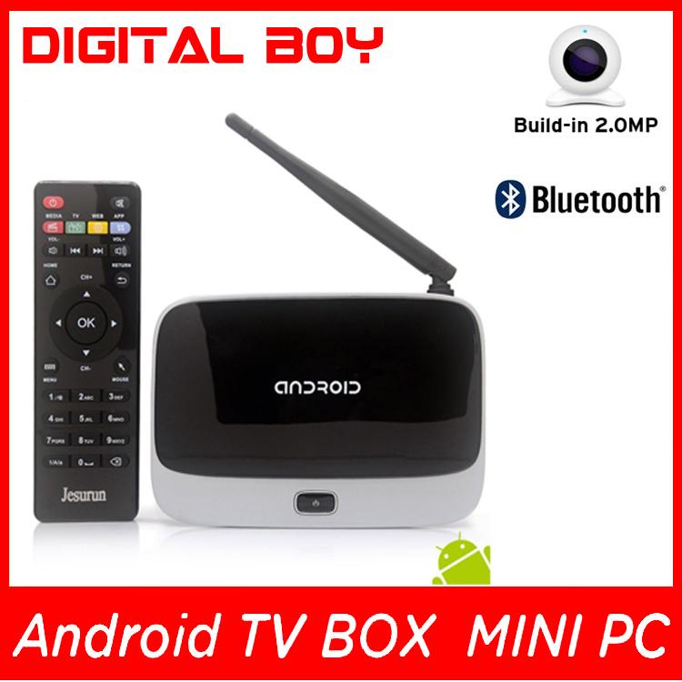 New 2015 K888 (K-R42/ CS918) Android 4.2 TV Box ,RK3188 quad core Mini PC USB WiFi XBMC Smart TV Media Player +Remote Controller(China (Mainland))