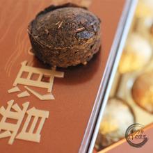 Chinese Yunnan Anticancer Ripe Puer Tea Effective Gife Diet Tea Weightloss Pu Er Tea Slim Hight