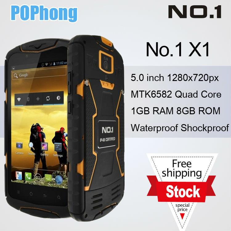 Мобильный телефон NO.1 X-MEN X1 F 1 X 1 X 5 MTK6582 1 8 GPS 3G IP68 yamato minamoto no eritomo 8 5x19 5x120 et45 d74 1 x ray 22