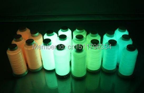 glow thread in the dark