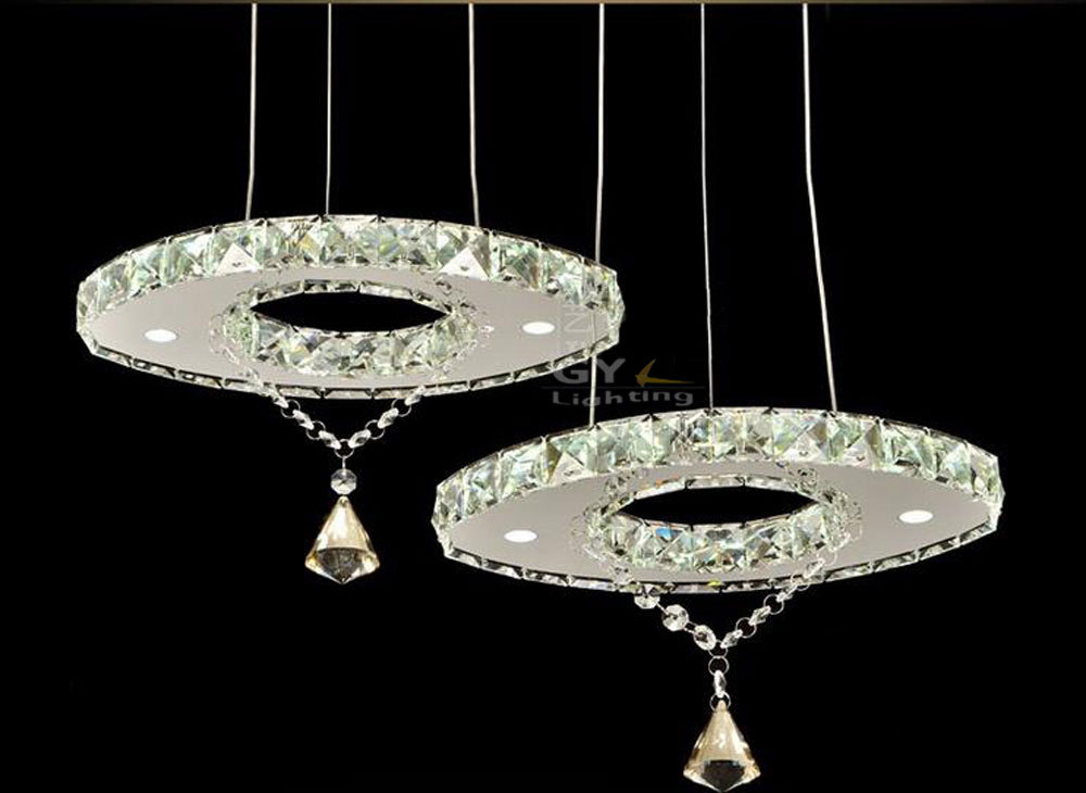 Free shipping New Arrival LED Crystal Chandelier Light