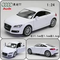 Big AUDI tt alloy car models wyly car model AUDI sports car model
