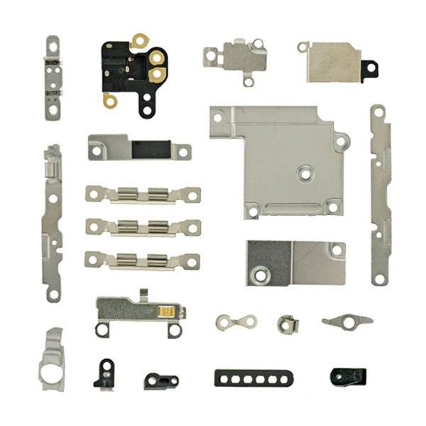 50pcs/lot mobile phone Internal Small Parts 21pcs for iPhone 6(4.7 inch) free shipping(China (Mainland))