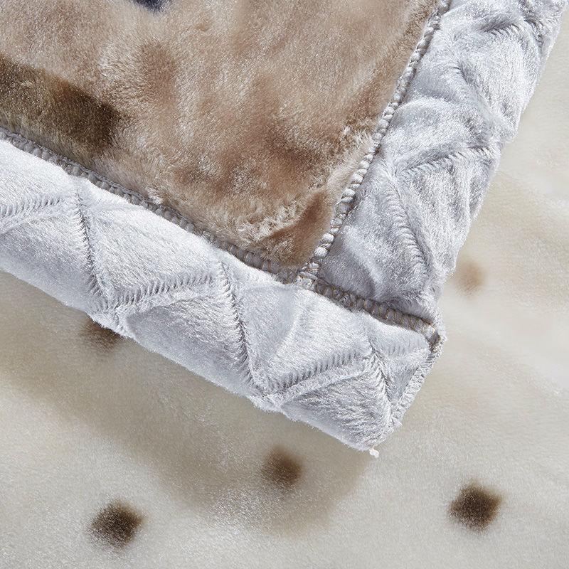 Simple-colorful-plaids-print-winter-blankets-linens-super-soft-raschel-fiber-180x220cm-200x230cm-multifunctional-bedsheet (2)