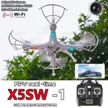 X5SW Upgrade X5SW-1 RC Helicopter Wifi FPV 2.4Ghz 4CH RC Camera Drone With 0.3MP Quadcopter RTF Better Than Syma