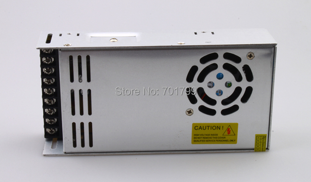 AC/DC Switching Power Supply with 85 to 265V Input Voltage;36V/350W output, CE approved