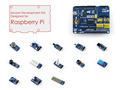 Raspberry Pi Accessory Pack for Raspberry PI 3B 2B B A Including ARPI600 Expansion Board plus