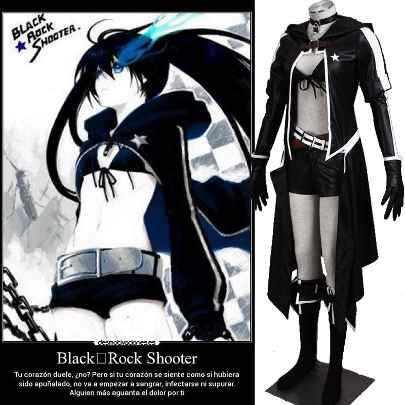 Здесь можно купить  2016 newest modern costume Mato Kuroi cosplay anime BLACK ROCK SHOOTER cosplay costume  Одежда и аксессуары