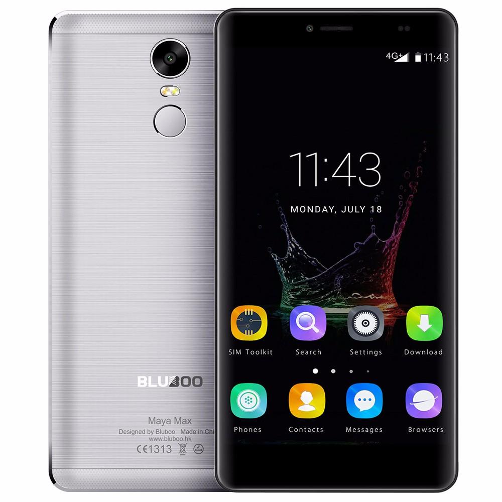 BLUBOO Maya Max 6.0″ HD MTK6750 Octa Core 3GB RAM 32GB ROM Smartphone Android 6.0 13MP Dual SIM 4200mAh 4G LTE Mobile Phone
