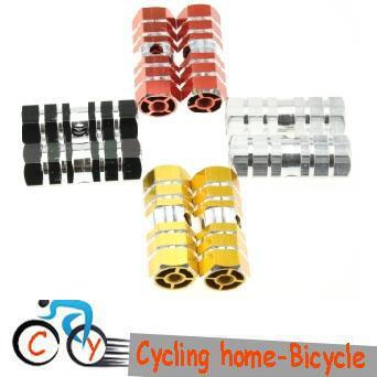 aluminum foot pole / bicycle attached / bazooka,Free shipping B045JT