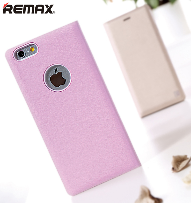 Remax Luxury Leather Cases Cover iPhone 6Plus 5.5inch Ultra-thin Elegance Phone Housing Card Slot - ZYH e-Digital Store store