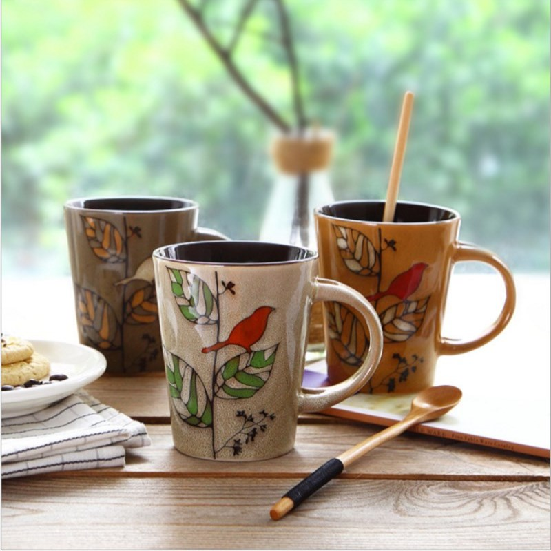 Pocket knife fork spoon promotion shop for promotional for High end coffee mugs