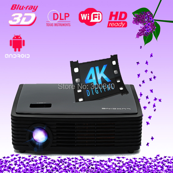 Aliexpress.com : Buy Luxcine 3D LED Projector Z2000SD