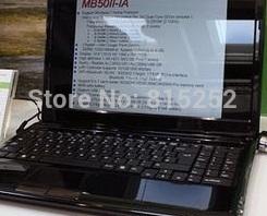 Laptop keyboard for ECS MB50 MB50II MB50IA MB50IA1 Black UK United Kingdom V062028DK1(China (Mainland))