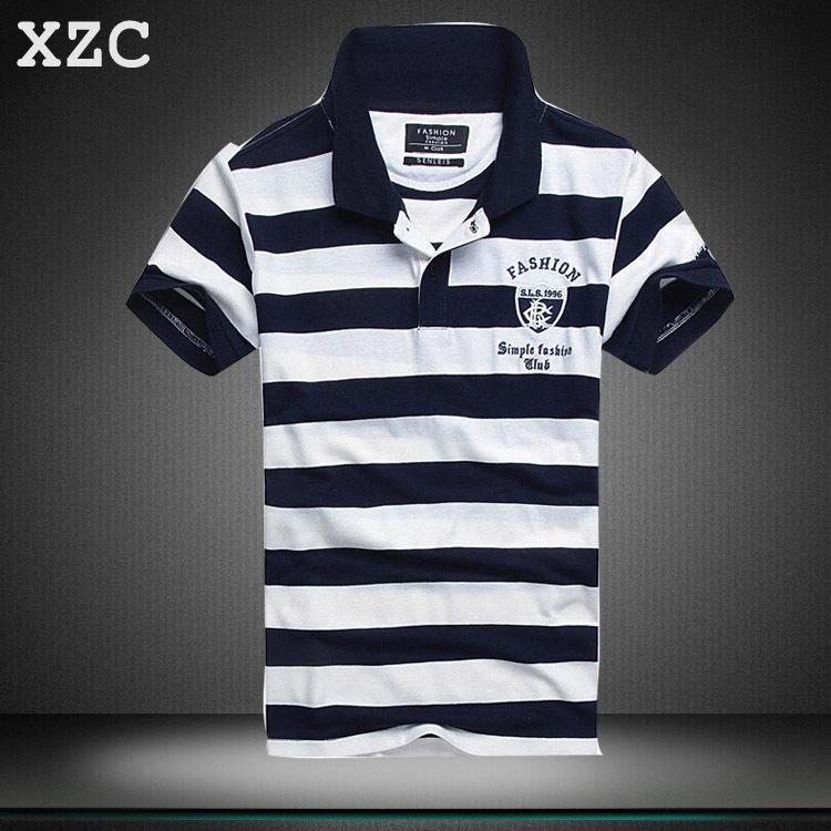 2015 summer style short famous brand shirt polo ralph men solid polo shirt striped cotton polo mens short polo outdoor shirt(China (Mainland))