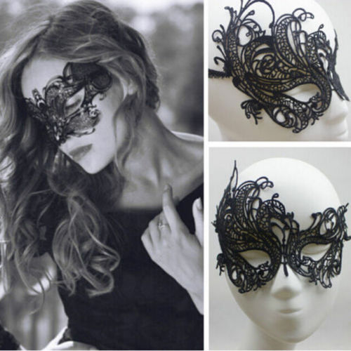1 PCS Eye Mask Sexy Lace Venetian Masquerade Ball Halloween Party Fancy Dress Costume(China (Mainland))