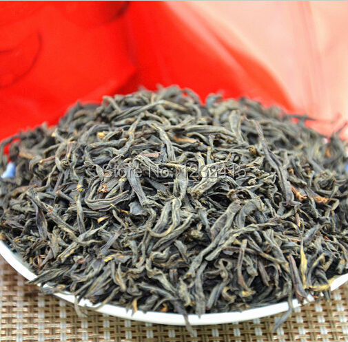 Premium China Lapsang Souchong Black Tea Chinese Xiaozhong Tea For Weight Lose Health Care Gongfu Red