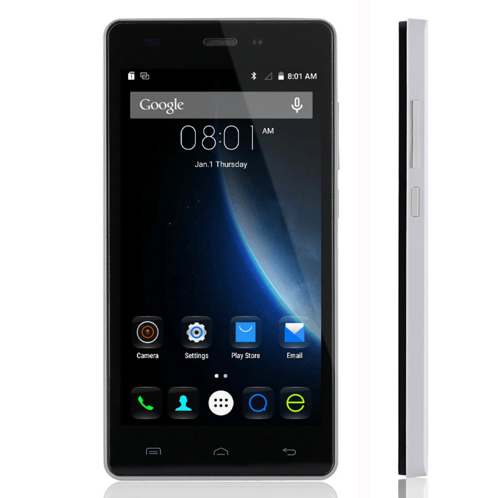 Original Doogee X5 DG X5 5.0'' Android 5.1 MTK6580 Quad Core 1GB RAM 8GB ROM HD 1280x720 3G WCDMA Cheapest 3G Phone(China (Mainland))