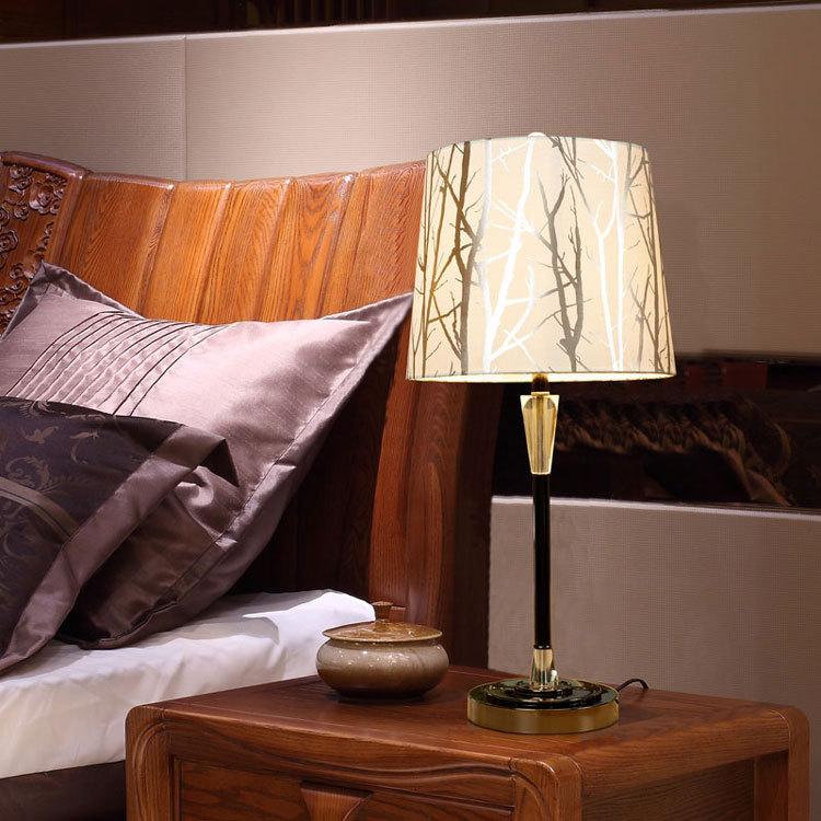 Led Reading Light High Grade Desk Bedroom Bedside Lamp Creative Wedding Top Desk Lamps Lamp