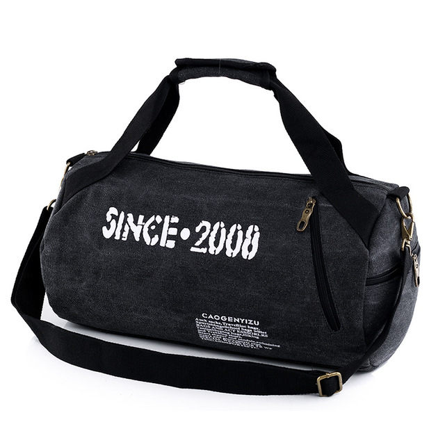 Canvas Sport Bag