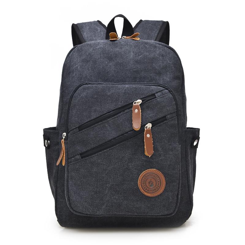 2016 New Korean style women bookbags canvas printing backpack cute school bags backpacks for teenage girls boy mochila feminina