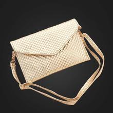 2016 de la moda bolsas de mensajero de las mujeres bolsos de tarde del embrague del sobre carpeta de las señoras del partido bolso crossbody de las mujeres(China (Mainland))