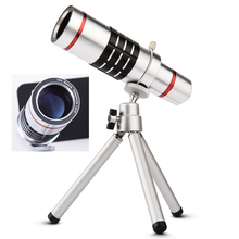 New arrival 18x Optical Telescope Mobile Telephoto Lens with Tripod Remotely for xiaomi (China (Mainland))