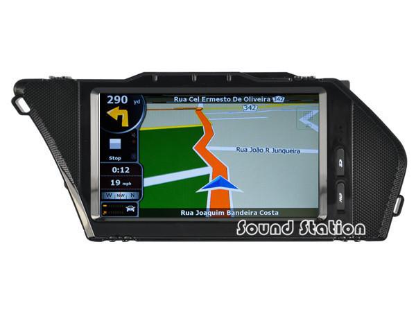 For Mercedes Benz GLK Class X204 Car DVD GPS Navigator Bluetooth Stereo Radio Audio Central Multimedia Autoradio Head Unit(China (Mainland))