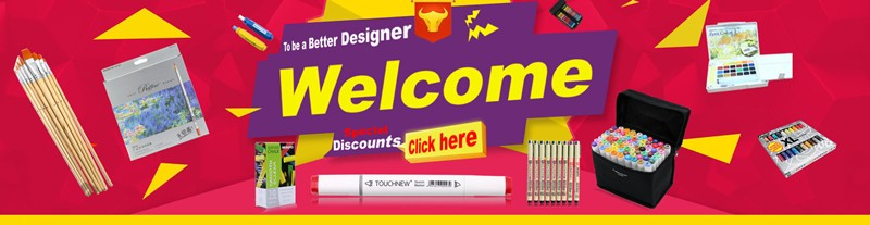 Sketch Color Marker Pen Finecolour Architecture Alcohol Based Art Markers 36 48 60 72 Colors set Manga Marker For Drawing
