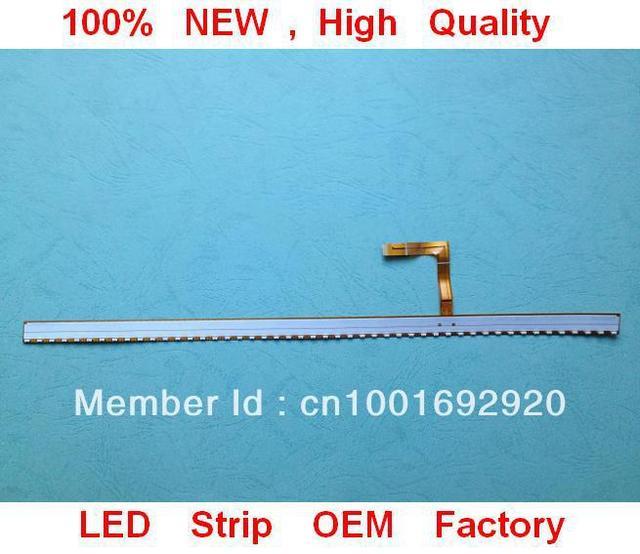 "15.4"" Laptop LCD Backlight LED strip LP141WX6"
