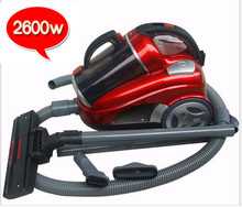 2016  export version of English portable cyclone cleaner 2600W site type household vacuum cleaner powerful except mites(China (Mainland))