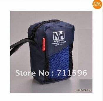 Free Shipping! New Red Unisex Nature Hike Travelling Dry Towel Thickening Bacteriostatic Towel Travel Ware Wholesales