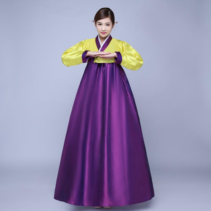 Femmes hanbok promotion achetez des femmes hanbok for Magasins de robe de mariage lexington ky