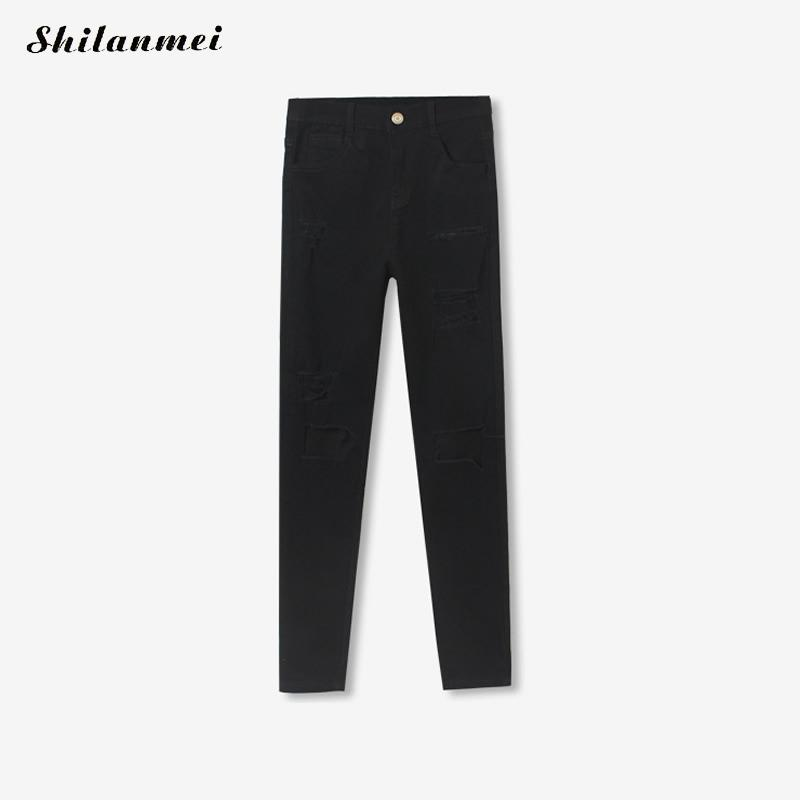 High Quality Black Skinny Jeans Style-Buy Cheap Black Skinny Jeans ...