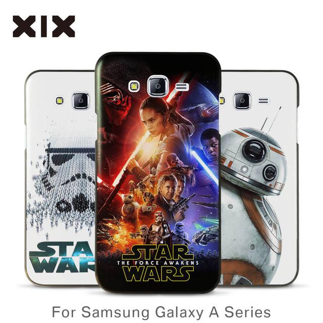 Star Wars 6 Beautiful Motives for Samsung Galaxy A3 & A5 And for Samsung Galaxy A3 2016 & A5 2016