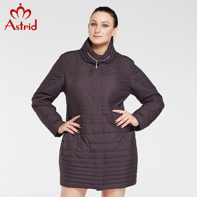 Astrid 2017 New Winter Coat Woman Parka Super Plus Size Winter Jacket Women Big Size Fashion Woman Coats 45kg-90kg AM-2649