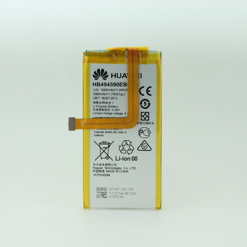 original Huawei Battery HB494590EBC for Huawei Honor 7 G620 G628 Battery free shipping+tools(China (Mainland))