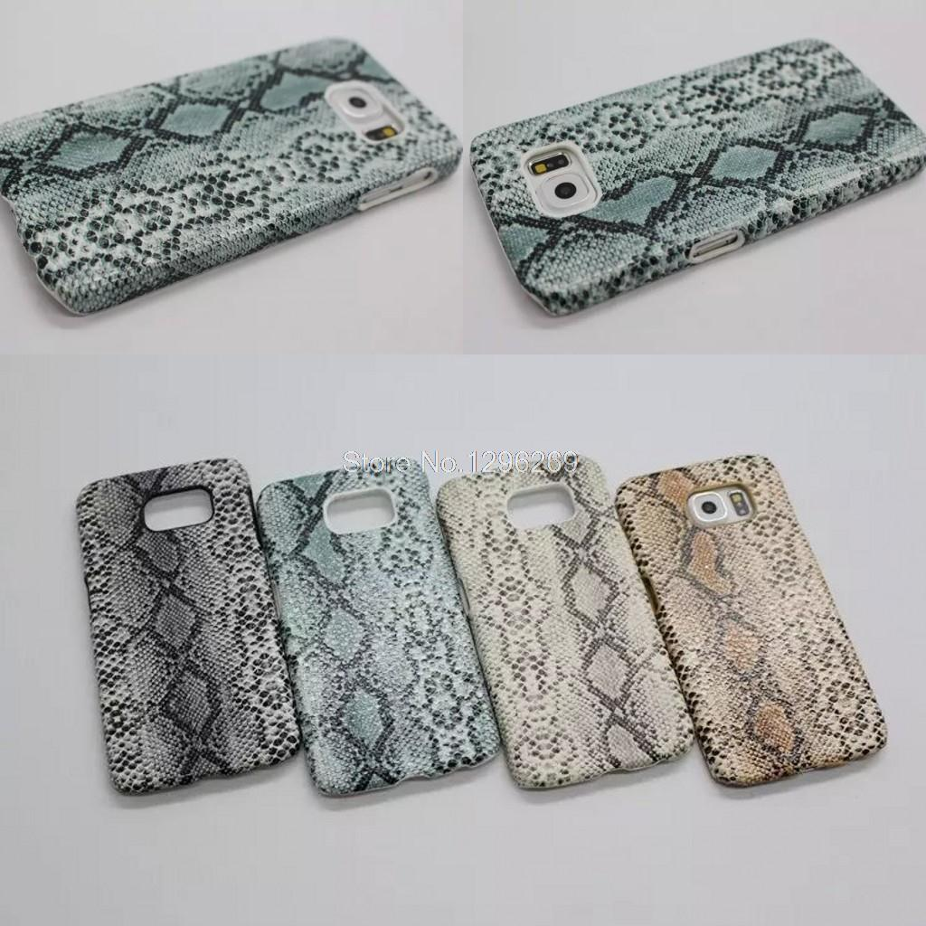 Sexy Snake Animal Case for Samsung Galaxy S6 G9200 Back Phone Cover Elegant Funny For Galaxy S6 S 6 Shell(China (Mainland))