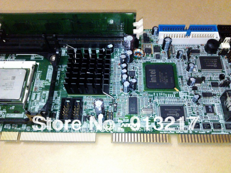 NOVO-7845 industrial motherboard with CPU and RAM DHL EMS Free Shipping
