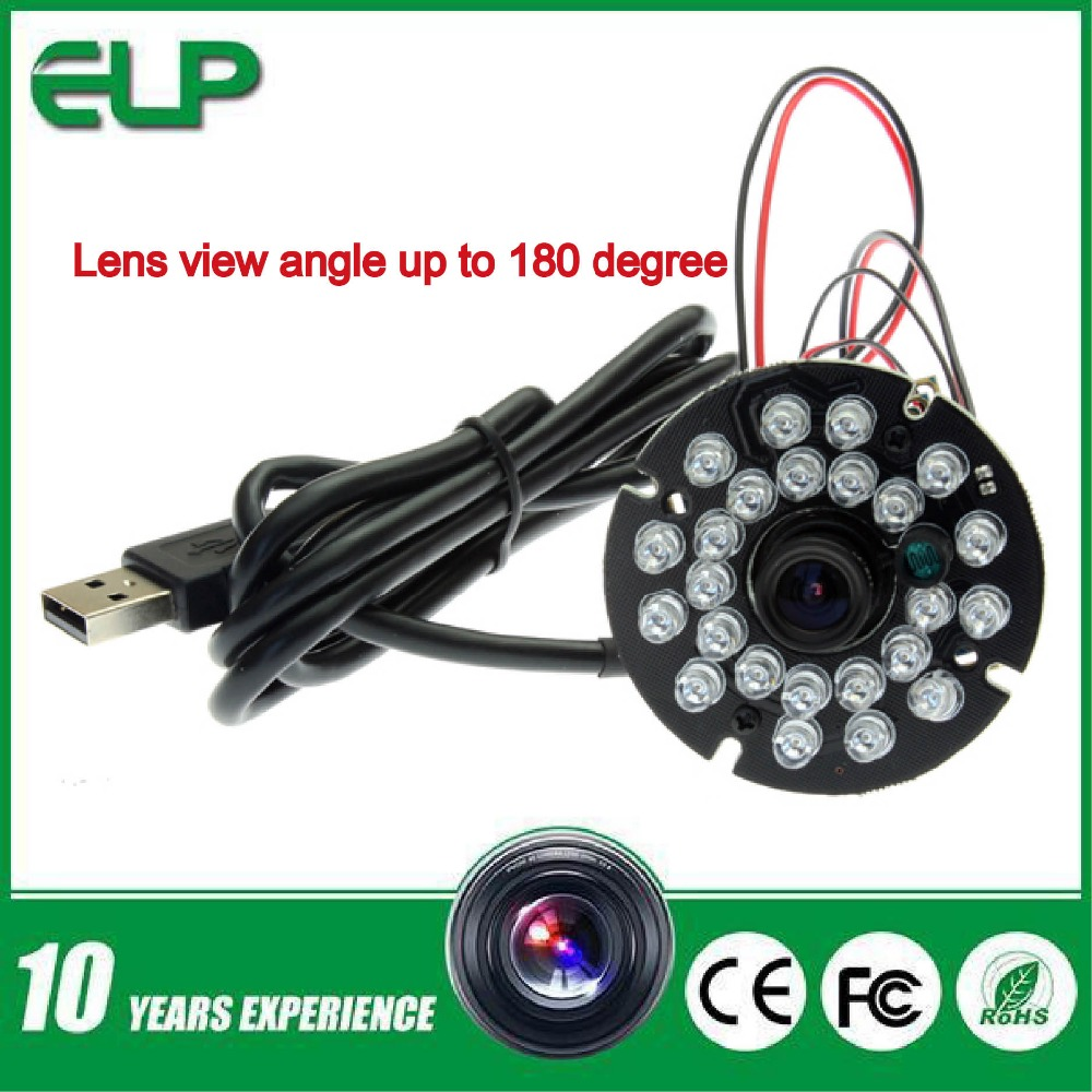 1080P full hd CMOS OV2710 MJPEG &&YUY2 mini infrared usb web cam android with 6mm lens