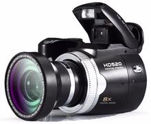 "For Polo PROTAX HD520 Digital Camera 16MP CMOS Sensor HD 720P 2.5"" LTPS LCD Screen Trip"