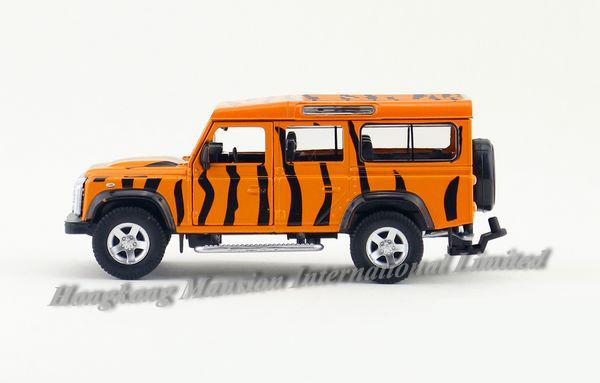 136 zebra-stripe For TheLand Rover Defender (8)