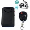 Wireless Remote Door Window Motorcycle Motorbike Scooter Anti theft Security Alarm