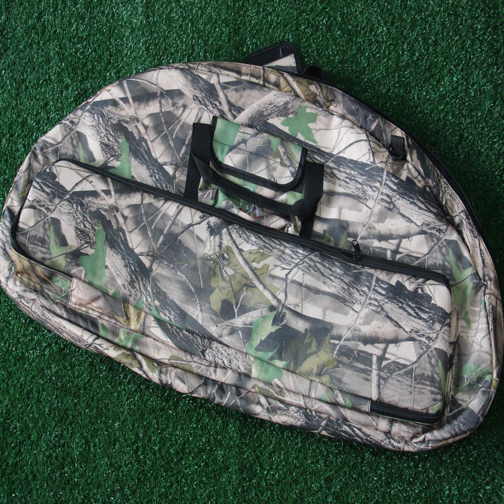 hunting compound bow and arrow case camo color shoulder and handle archery bow arrow bag<br><br>Aliexpress