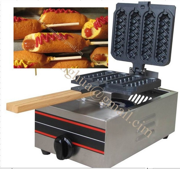 commercial muffin waffle maker corn hot dog machine french. Black Bedroom Furniture Sets. Home Design Ideas