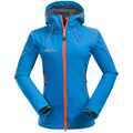 2016 Hot Sale Spring Women Casual Jackets Windstopper Outdoors Softshell Jacket Water Resistant Warm Softshell Chaquetas