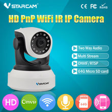 VStarcam C7824WIP HD 720P Wireless IP Camera Wifi Onvif Video Surveillance Security CCTV Network Wi Fi Camera Infrared IR(China (Mainland))
