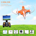 Mini RC Drone with WIFI Camera 2 4G 6 Axis Gyro Micro Quadcopter 4CH Headless Mode