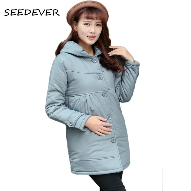 manteau d 39 hiver pour les femmes enceintes promotion achetez des manteau d 39 hiver pour les femmes. Black Bedroom Furniture Sets. Home Design Ideas