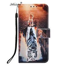 Роскошные покрытия для Funda samsung A750 пони из искусственной кожи чехол-книжка с рисунками samsung Galaxy ajax A7 2018 Аксесуар плотный чехол Estojo(China)